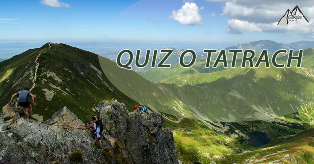 Quiz o Tatrach