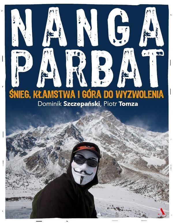 Znalezione obrazy dla zapytania recenzja ksiązki nanga