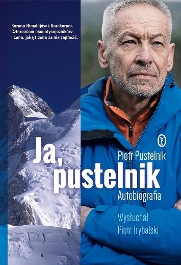 Książka Piotra Pustelnika okładka