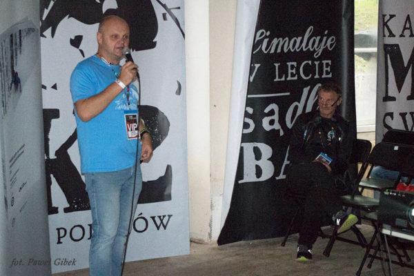 Festiwal Górski w Lądku. Warsztaty Skiturowe Gór. Wojciech Szatkowski i Waldemar Czado