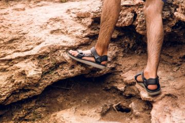 Terenowe sandały Teva