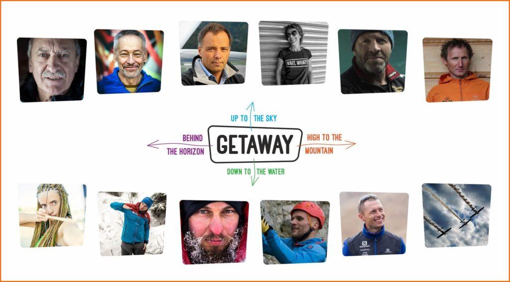 Goście Getaway