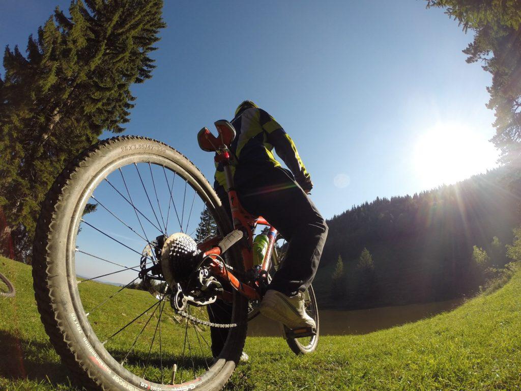 Przygotowanie roweru górskiego