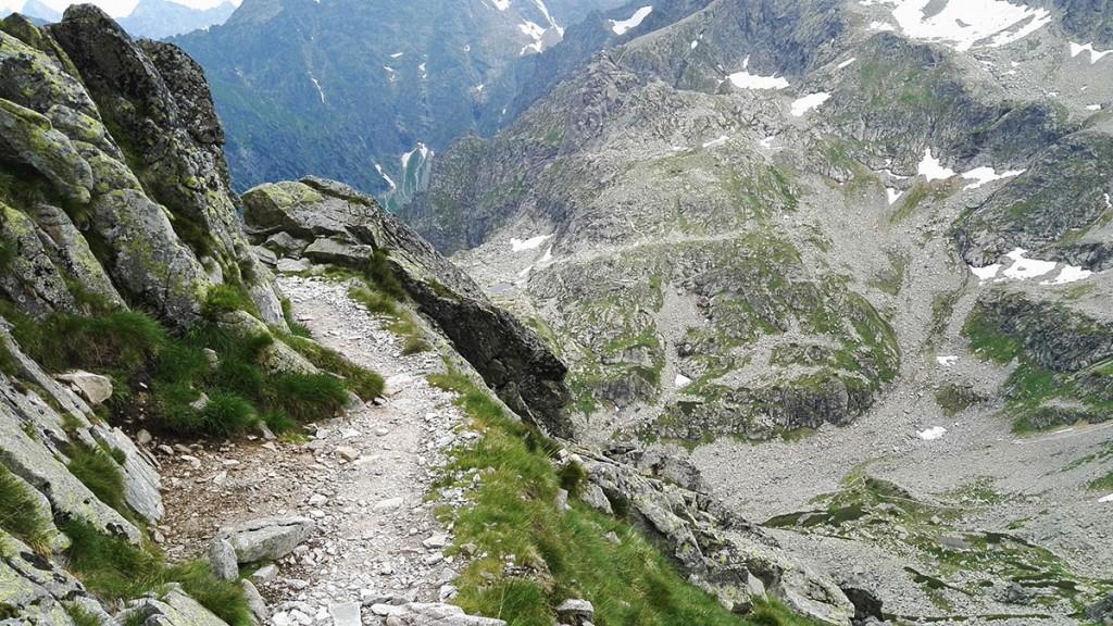 Ceprostrada i Dolina Rybiego Potoku