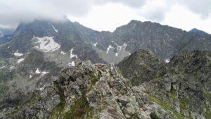 Szlak na Szpiglasowy Wierch przez Dolinę Pięciu Stawów Polskich