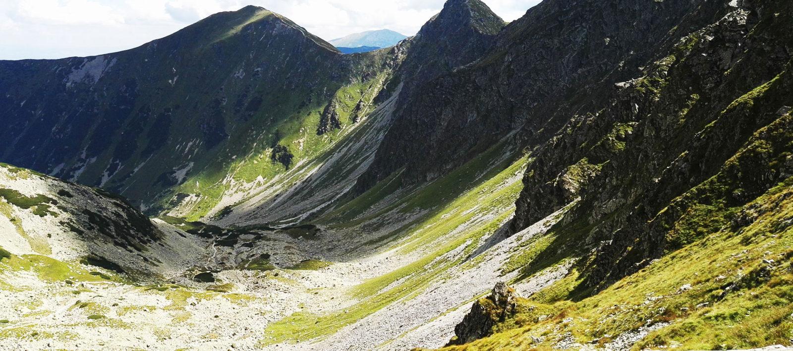 Tatry Zachodnie Tour. Dzień 2 – Żarska Dolina, Bufet Rohacki, Rakoń