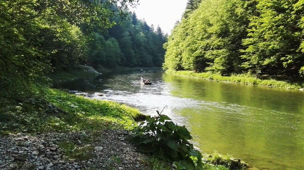 Przełom Dunajca. Spływ Przełomem Dunajca