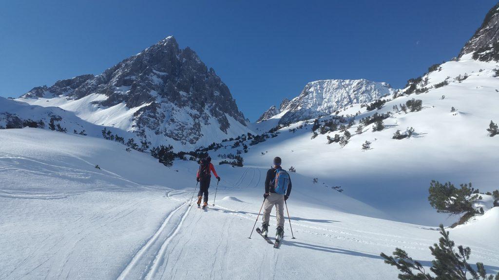 Początek przygody ze skiturami