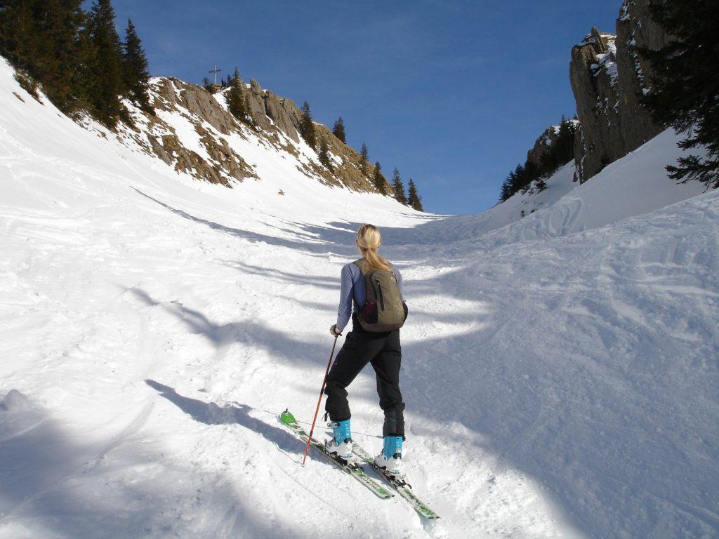 Skitury w górach