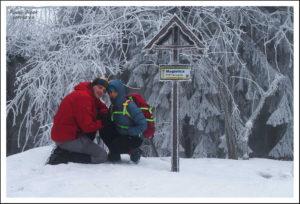 Mogielica zimą. Jak wejść na najwyższy szczyt Beskidu Wyspowego zimą?