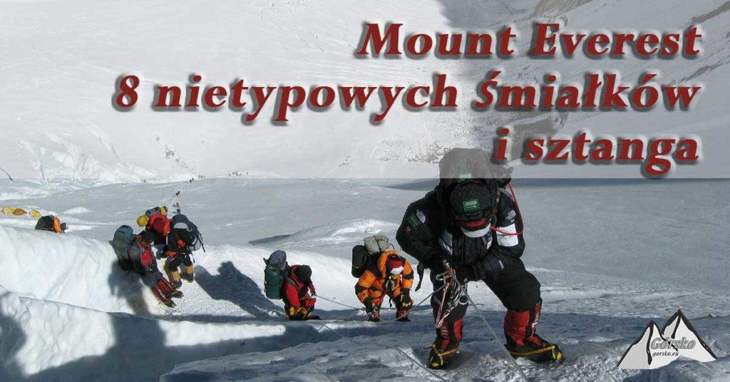 Zdobywcy Mount Everest