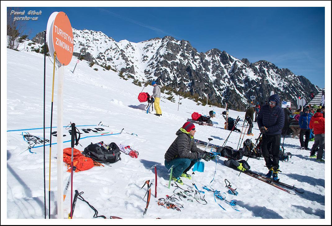 5 Dni Lawinowo-Skiturowe. Turystyka zimowa 3. Dobór odpowiedniego sprzętu CAMP/CASSIN