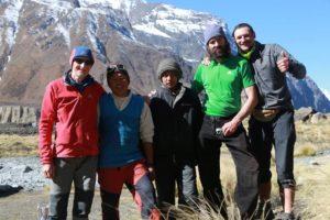 Adam Bielecki wraca z wyprawy na Annapurnę. Co udało się zrealizować?
