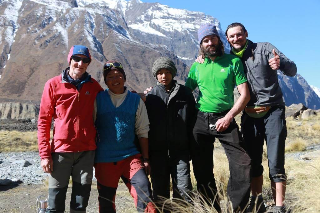 Adam Bielecki Annapurna