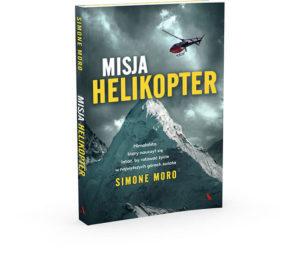 """Simeono Moro i jego """"Misja helikopter"""". Recenzja serwisu Górsko"""