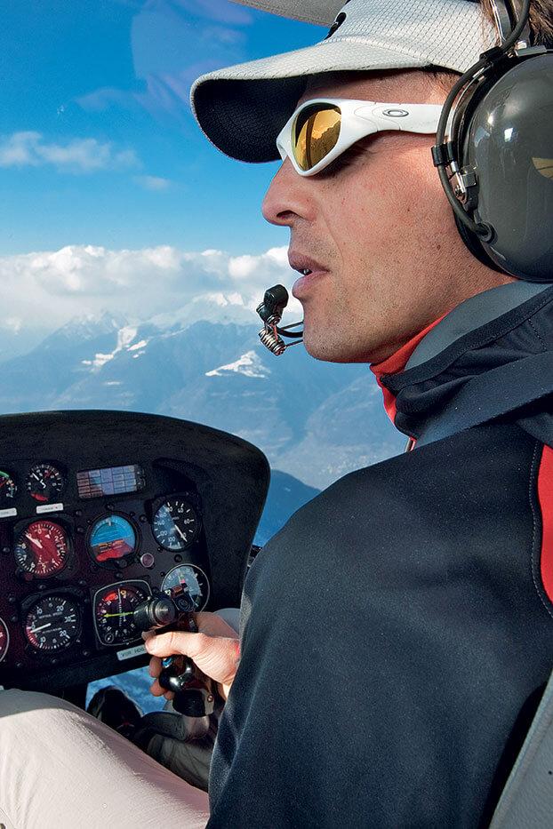 Misja helikopter - recenzja Górsko