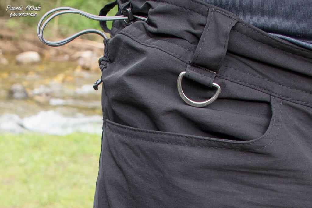 Dare 2b Tuned In Trouser. Kieszeń przednia