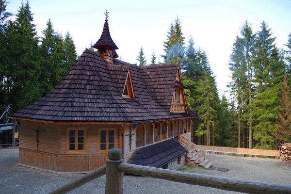 Ślub w Tatrach. Wiktorówki
