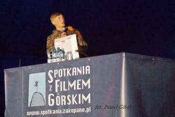 Spotkania z Filmem Górskim. Andrzej Bargiel