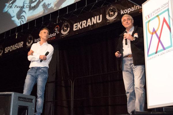Festiwal Górski w Lądku. John Porter i Wojtek Kurtyka