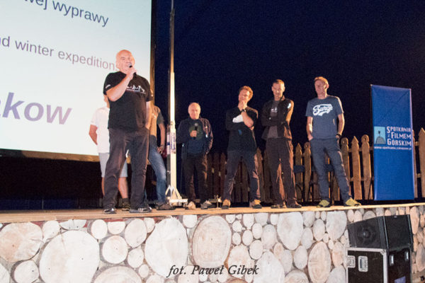 Spotkania z Filmem Górskim. Spotkanie z członkami wyprawy na K2
