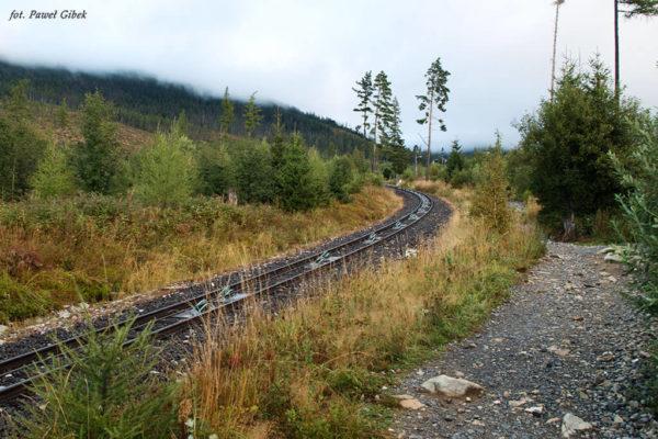 Jaworowy Szczyt. Szlak wzdłuż kolejki na Hrebienok