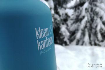 Test opinia butelka izolowana Klean Kanteen - główne