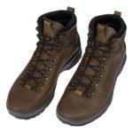 Test butów Aku La Val GTX. Wariant brązowy ze skóry licowej