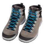 Test butów Aku La Val GTX. Wariant damski szary z zamszu