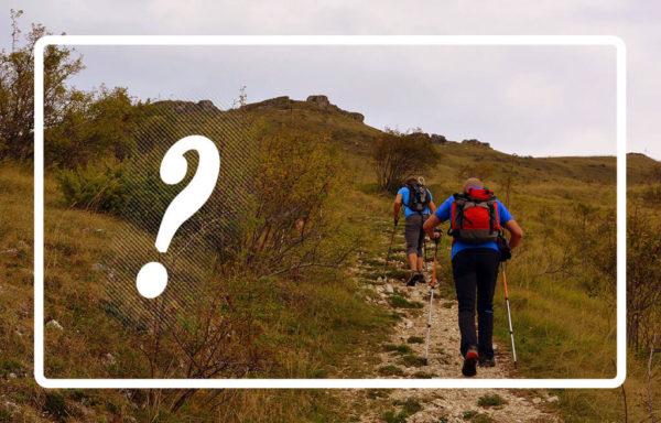 Jak dobrać rozmiar kijów trekkingowych