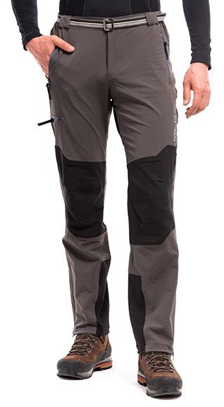 Spodnie trekkingowe w góry. Milo Brenta