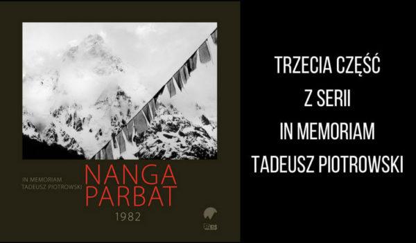Okładka albumu Nanga Parbat 1982