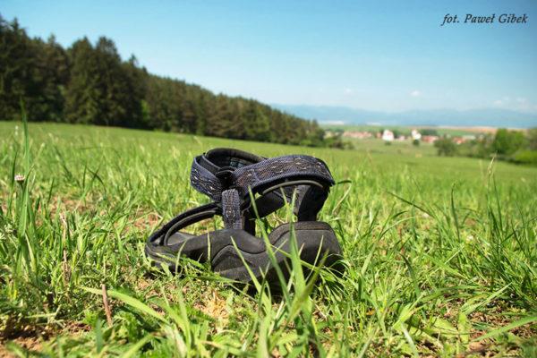 Test sandałów terenowych Teva Terra FI 4