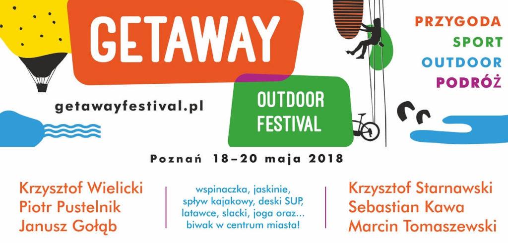 Zapowiedź Getaway Outdoor Festival