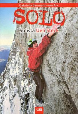 """Recenzja książki """"Solo. Solista Ueli Steck"""""""