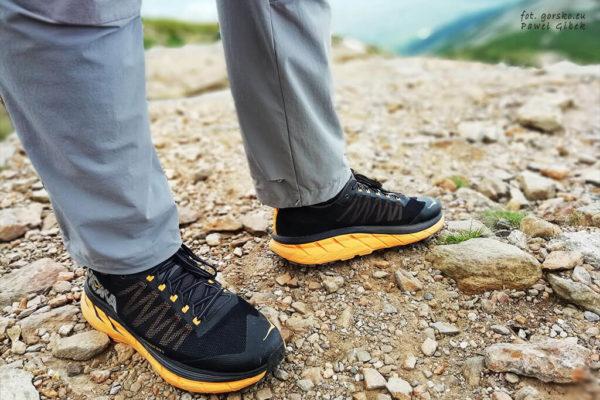 Jakie buty na maraton pieszy. Test Hoka One One Challenger ATR 4