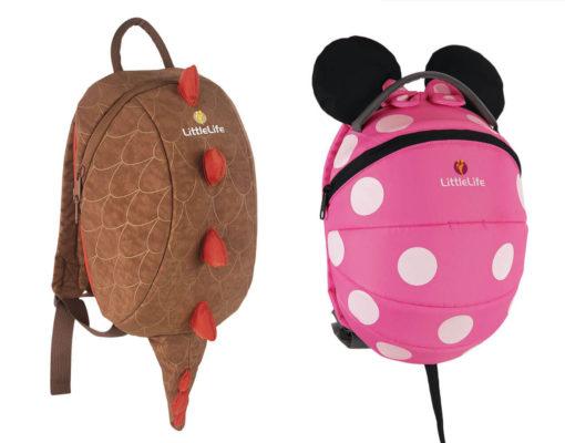 Plecaczki dla dzieci Littlelife