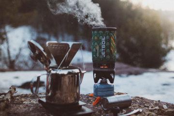 jak gotować w górach