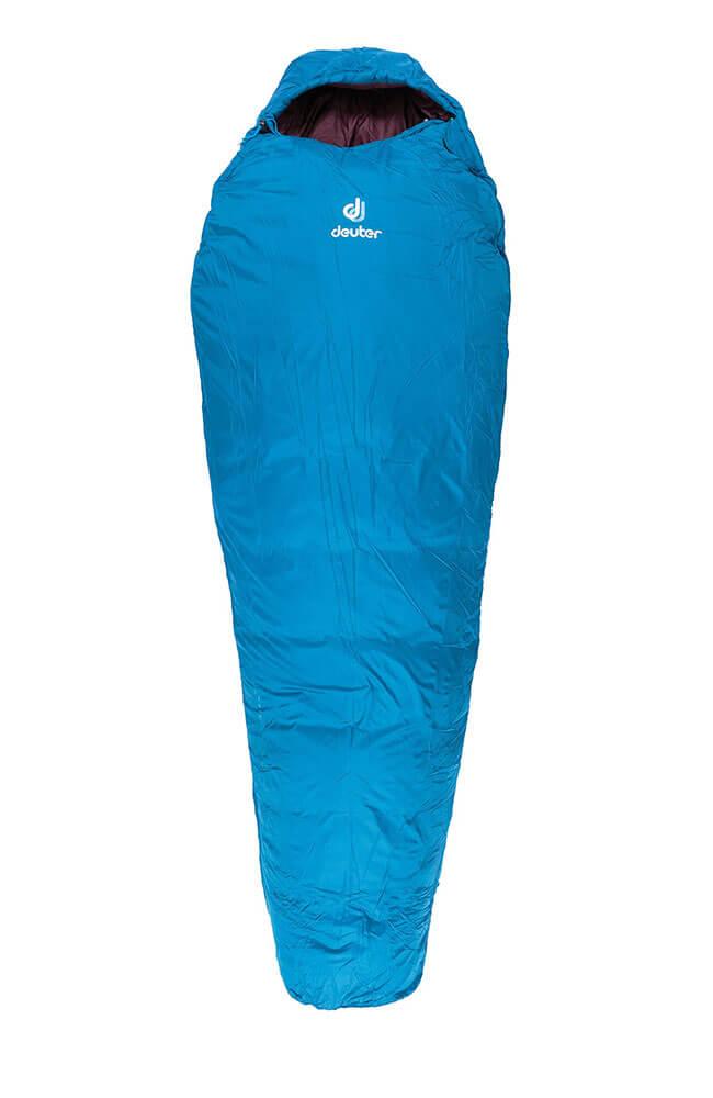 Jaki śpiwór pod namiot. Deuter Orbit 0