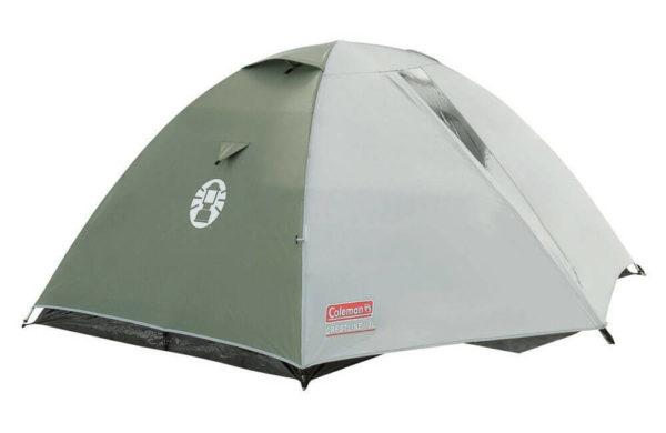 Namiot w góry. Coleman Crestline 2