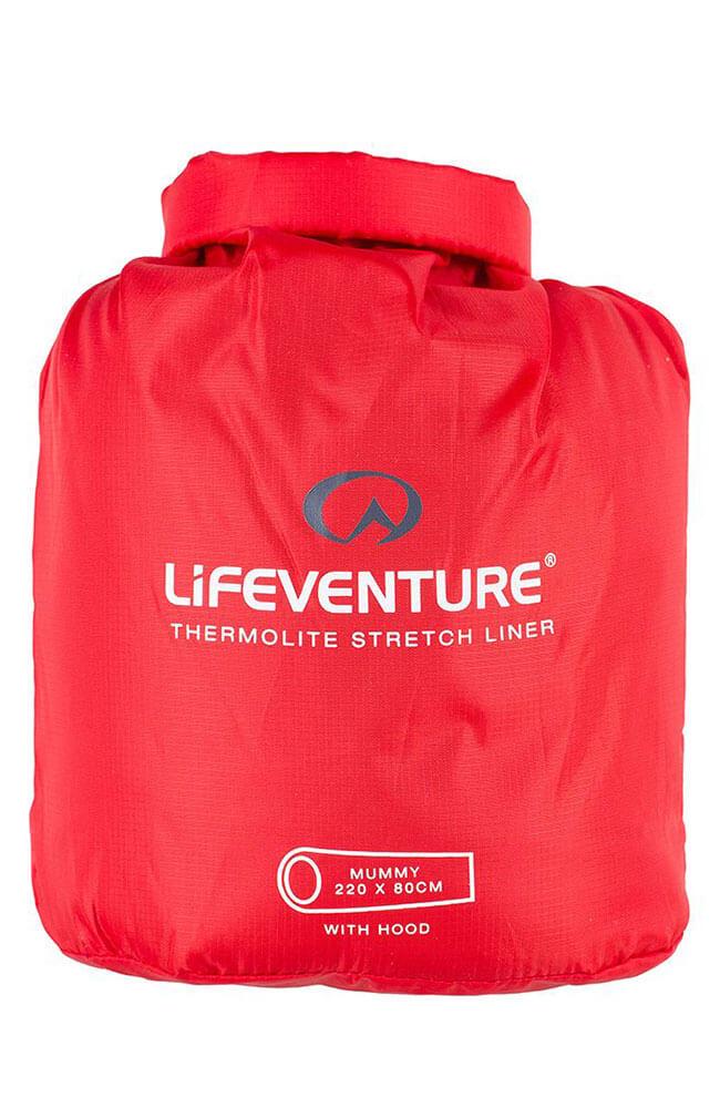 Wkładka do śpiwora Lifeventure Thermolite Stretch Liner