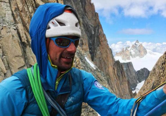 Read more about the article Maciek Ciesielski w rozmowie o życiu, pasji i górach