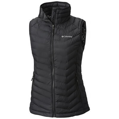 Kamizelka Columbia Powder Lite Vest. Black 2