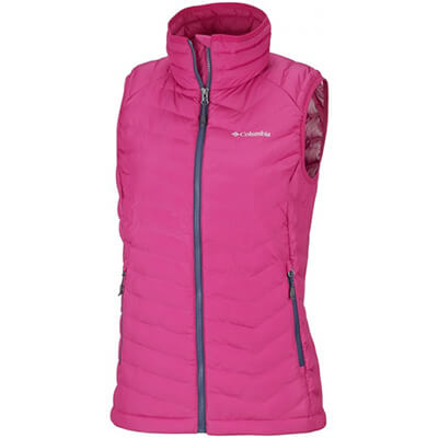Kamizelka Columbia Powder Lite Vest. Cactus Pink