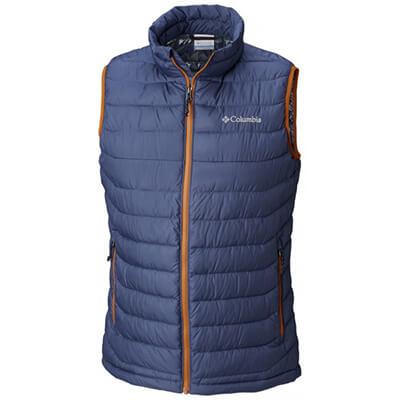 Kamizelka Columbia Powder Lite Vest. Dark Mountain Bright Cooper