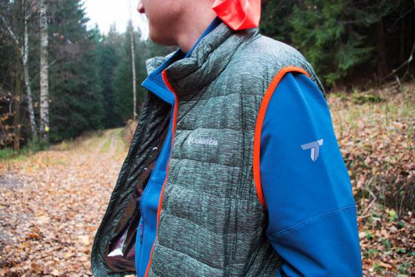 Jaka kamizelka w góry? Zobacz test bezrękawnika Columbia Powder Lite Vest