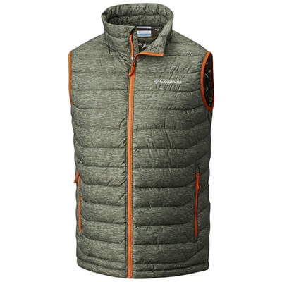Kamizelka Columbia Powder Lite Vest. Peatmoss Heather