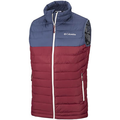 Kamizelka Columbia Powder Lite Vest. Red Element
