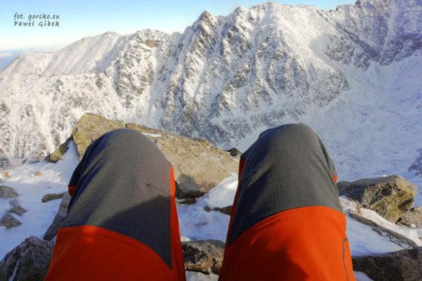 Kolana spodni Columbia Titan Ridge II