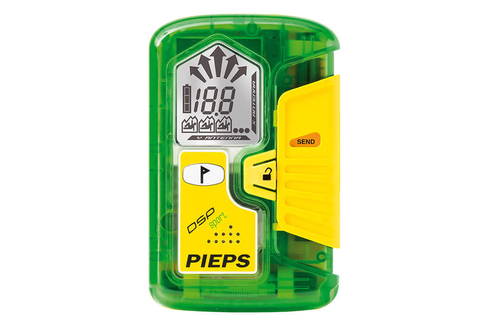 Detektor-Pieps-DSP-Sport